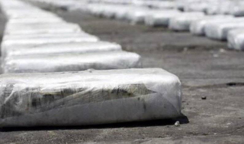 Incautan más de 1,7 toneladas de coca en frontera entre Colombia y Ecuador