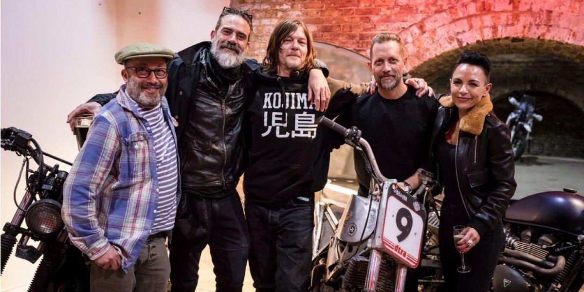 Norman Reedus prefiere las motocicletas que los zombis
