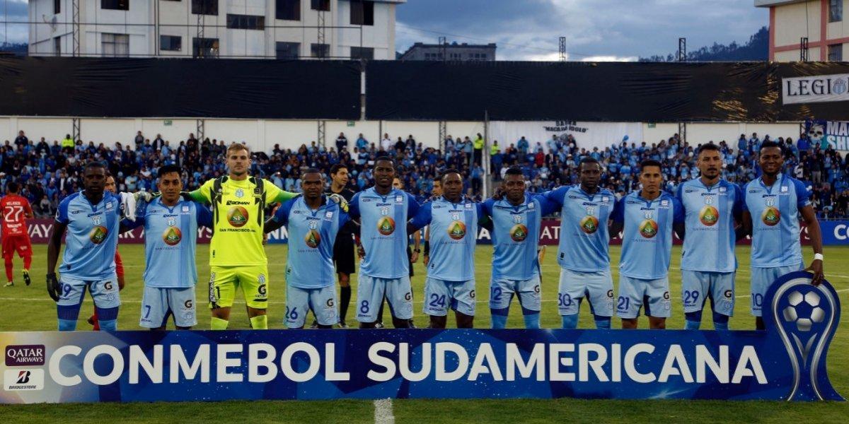 Macará se clasifica con goleada a la siguiente etapa de la sudamericana