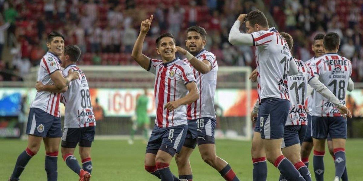 Chivas se cita con el América en la Copa MX