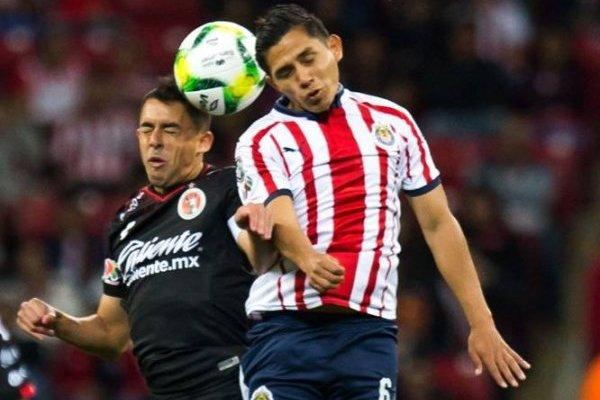 89b3a21b28b49 Chivas recibe a Monterrey en busca de seguir en la pelea ...