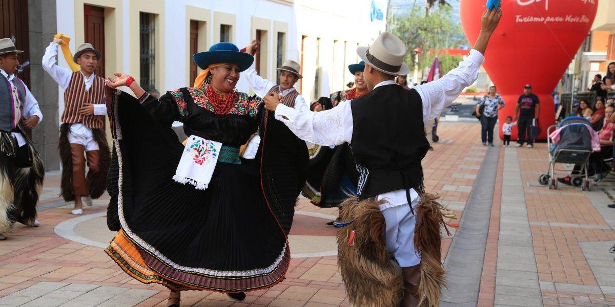 Cotacachi 'Las voces del Carnaval', una celebración entre lo urbano y lo rural