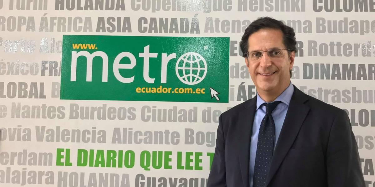 Juan Carlos Solines piensa en una ciudadanía empoderada