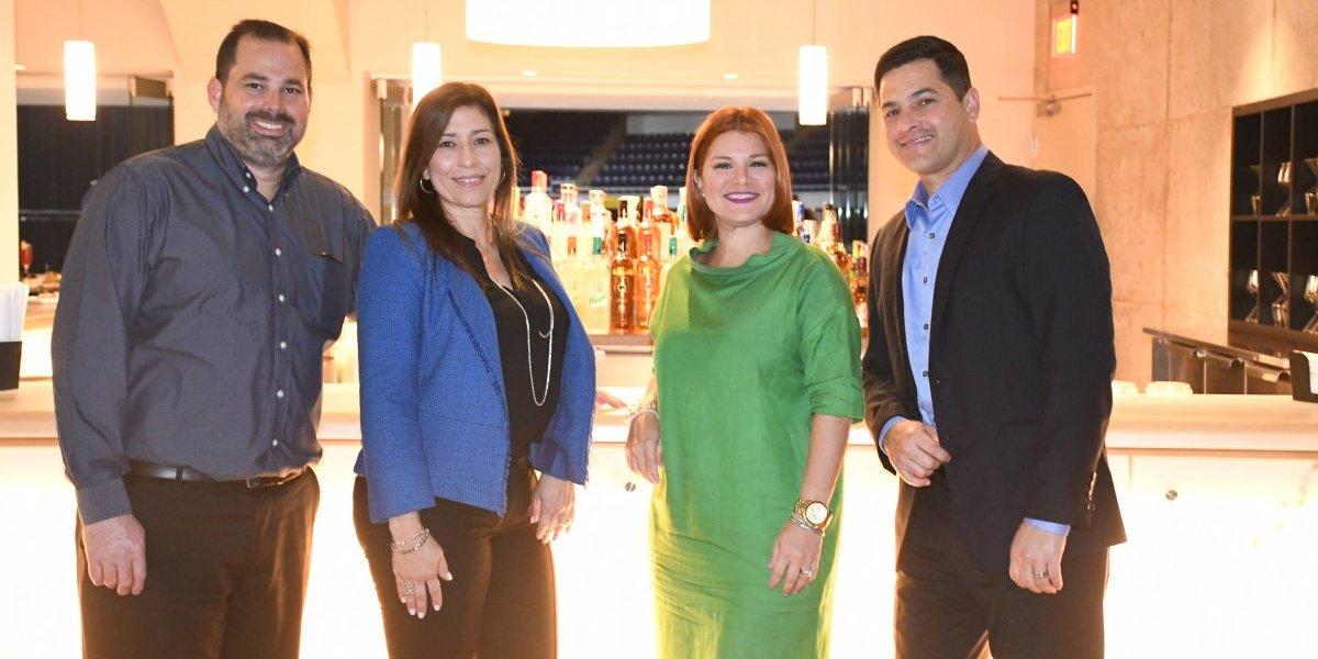 Presentan Lounge 118, un nuevo espacio en el Coliseo de Puerto Rico