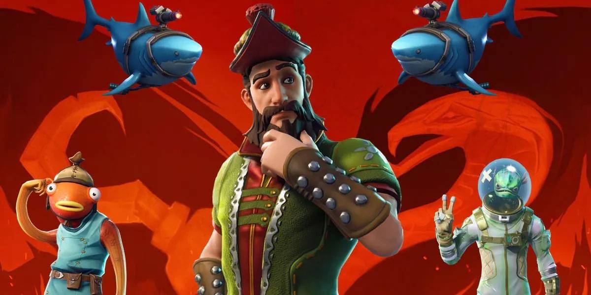 Fortnite Battle Royale acaba de liberar temporada 8