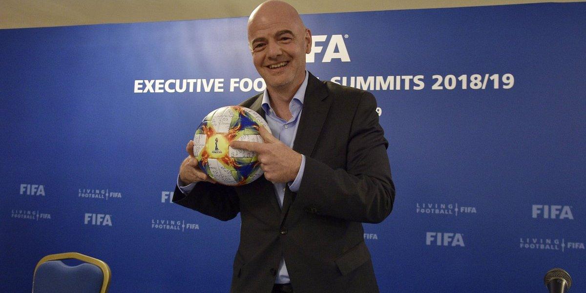 Infantino insiste en que el Mundial de Qatar 2022 debe ser con 48 selecciones