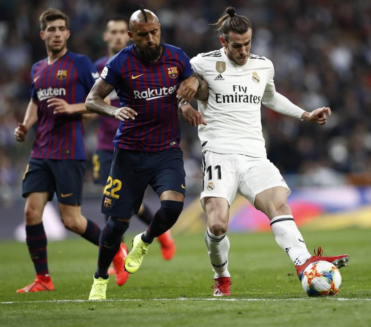 El Barcelona de Vidal animará el Derby español frente al Real Madrid /Imagen: Getty Images