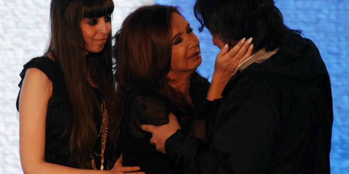 Toda la familia Kirchner a juicio por corrupción en Argentina