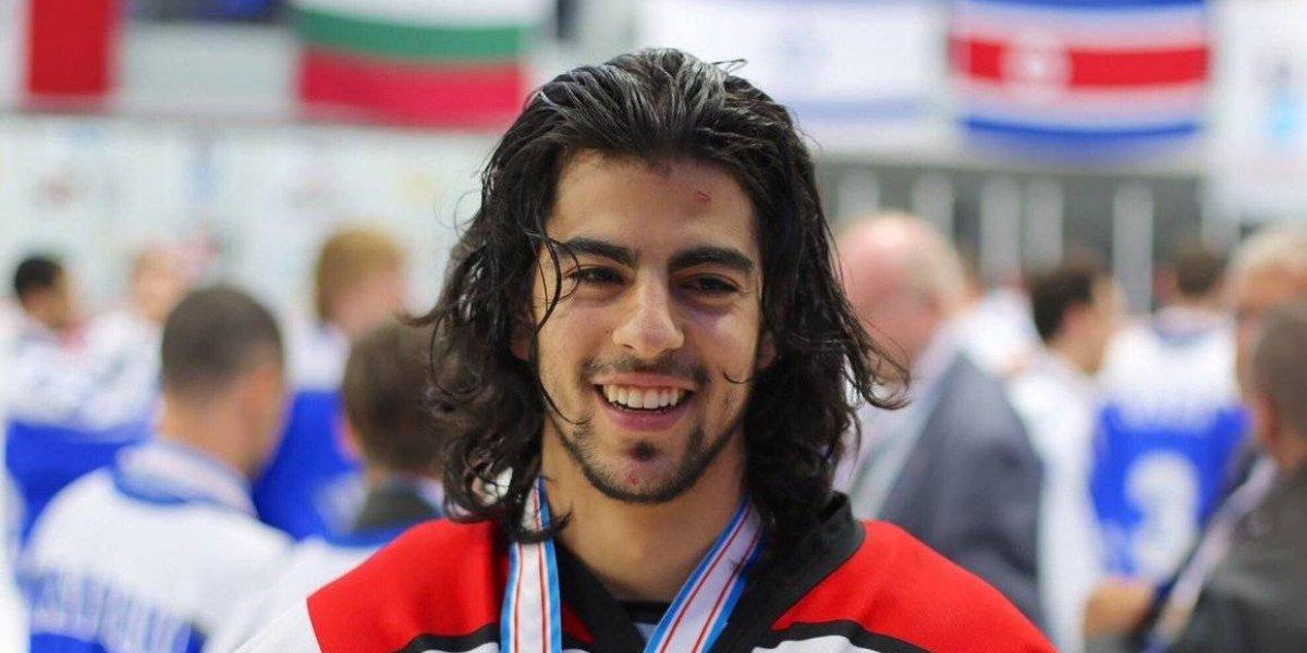 El jugador mexicano de Hockey que deportaron de Estados Unidos y ahora triunfa en Europa