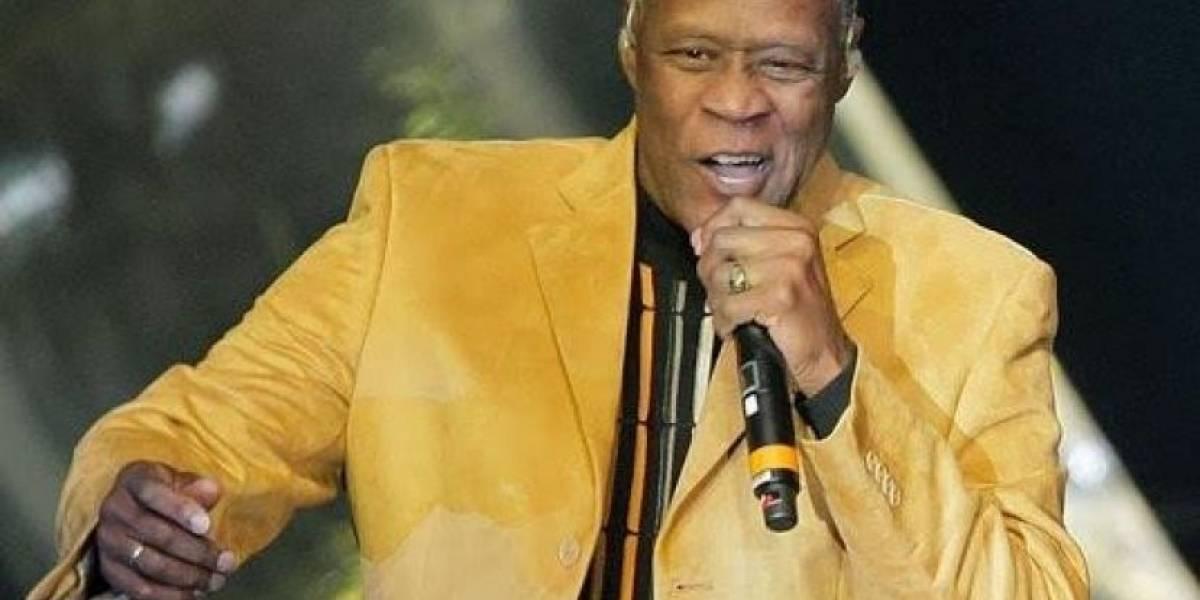 Johnny Ventura cantará el sábado el 1 junio en el Estadio Olímpico