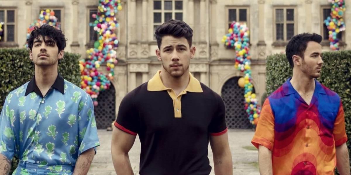 Los Jonas Brothers están de regreso con Sucker