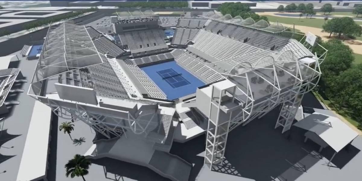 Abierto Mexicano de Tenis tendrá nueva casa