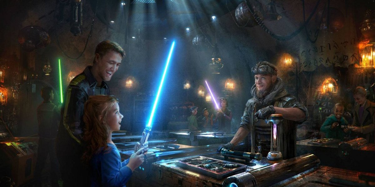 Disney anuncia a data de abertura dos parques temáticos Star Wars Galaxy's Edge