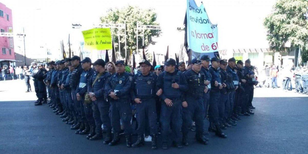 Policía de la CDMX combatirá baja escolaridad de sus elementos