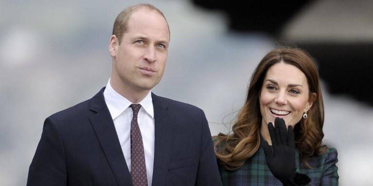 El príncipe William abogó por la salud mental de los futbolistas