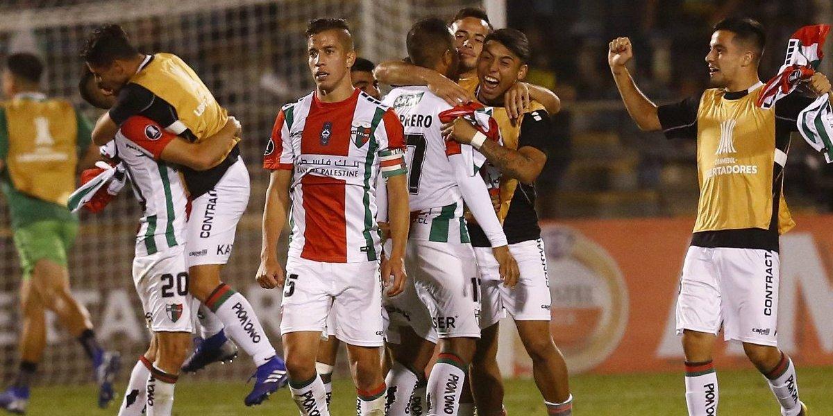 Calendario y rivales: El durísimo camino que le espera a Palestino en la fase de grupos de la Libertadores