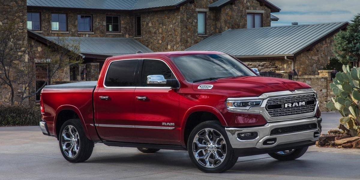 La Ram 1500 se alza como la mejor pickup de Norteamérica