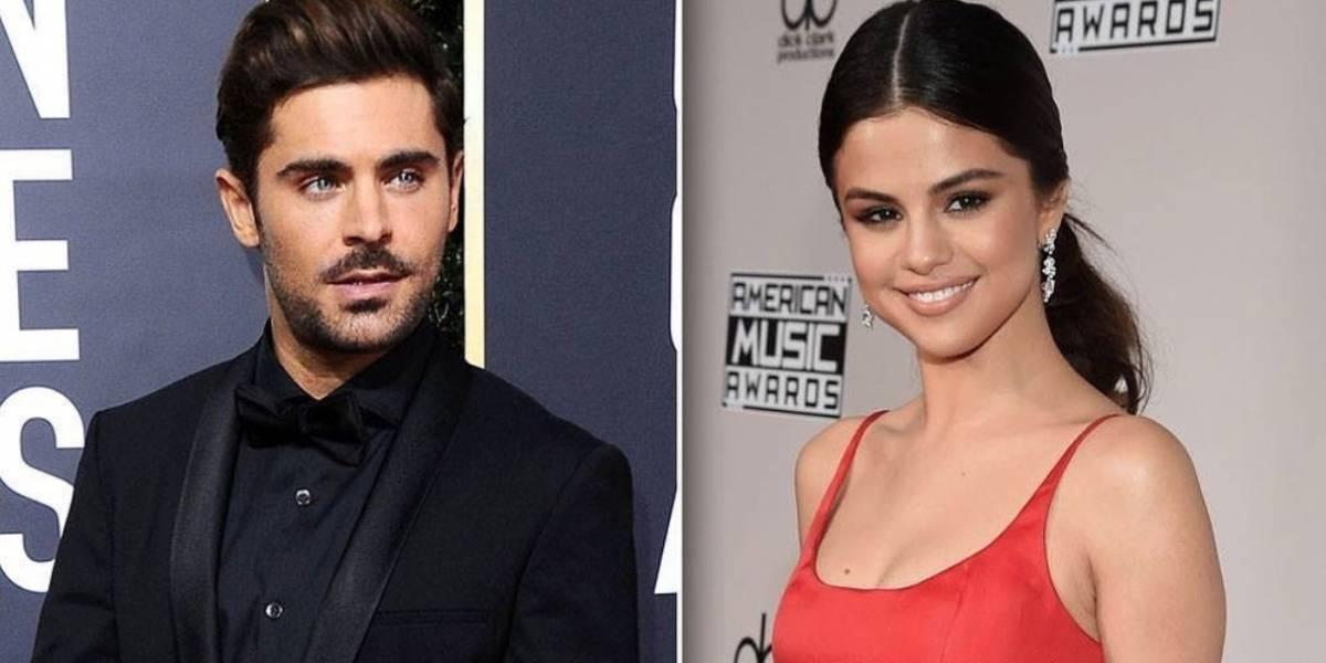 Por esta razón los amigos de Selena Gomez impidieron su relación con Zac Efron