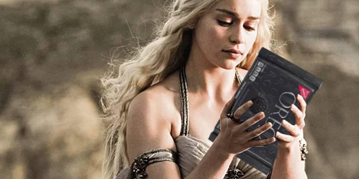Oreo lanzará galletas edición especial de Game of Thrones