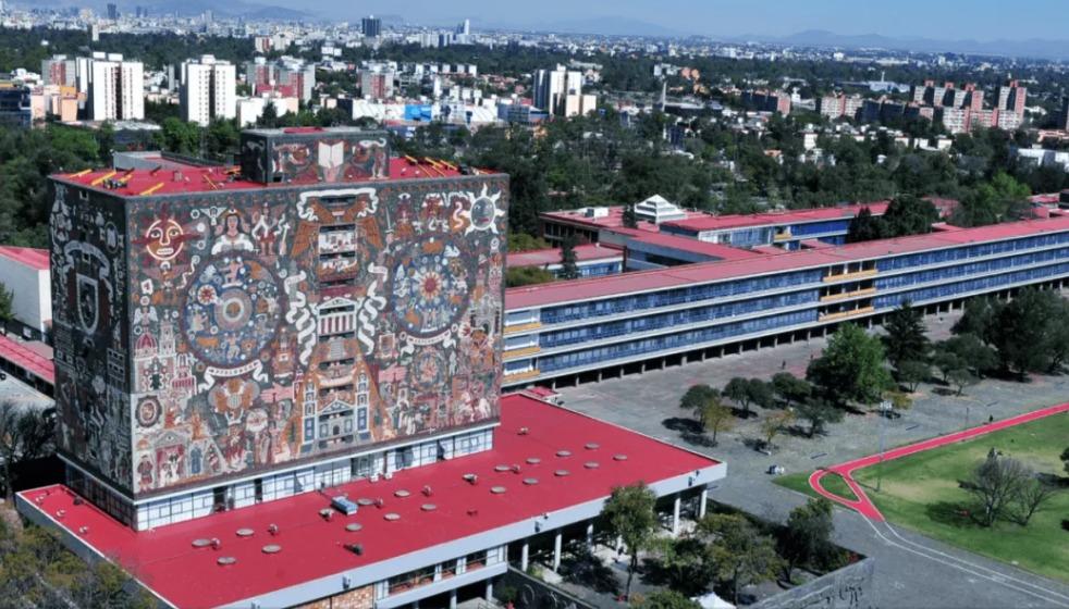 UNAM mejor de América Latina