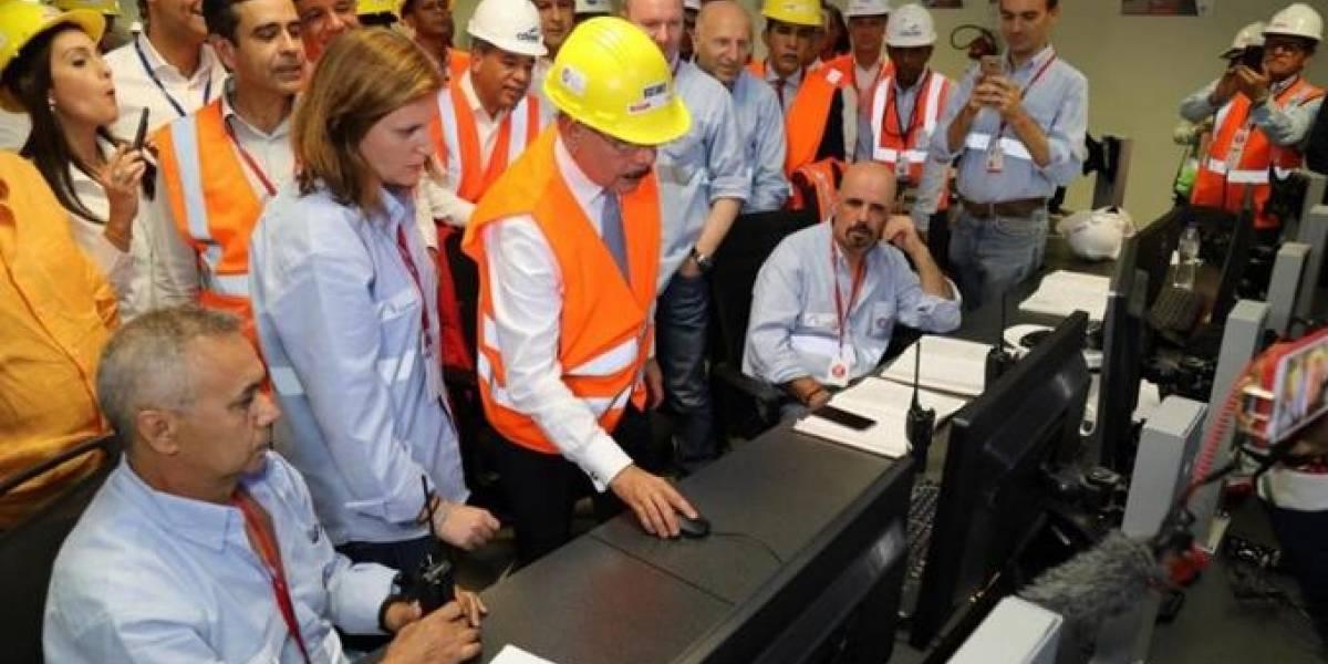 Encienden la primera unidad de la termoeléctrica Punta Catalina