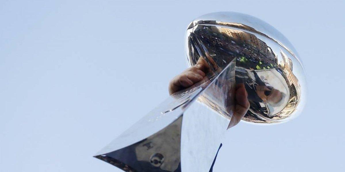 Aficionado finge secuestro para no pagar apuesta del Super Bowl