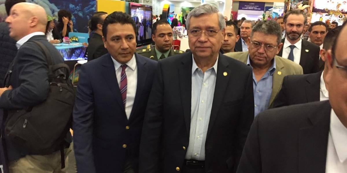 Guatemala aborda proyectos de cooperación económicos y académicos con Colombia