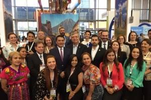 vicepresidente Jafeth Cabrera viaja a Colombia