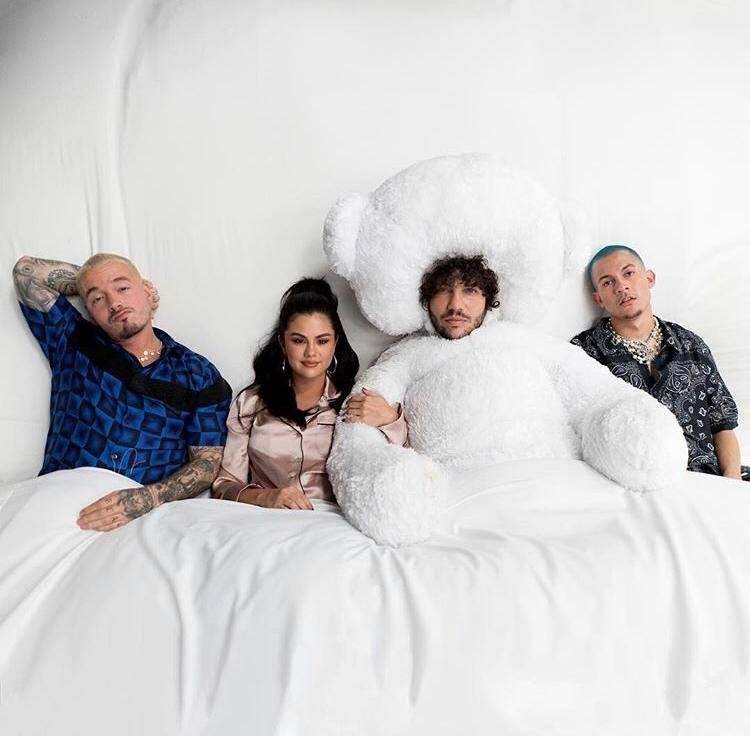 benny blanco, Tainy, Selena Gomez, J Balvin - I Can