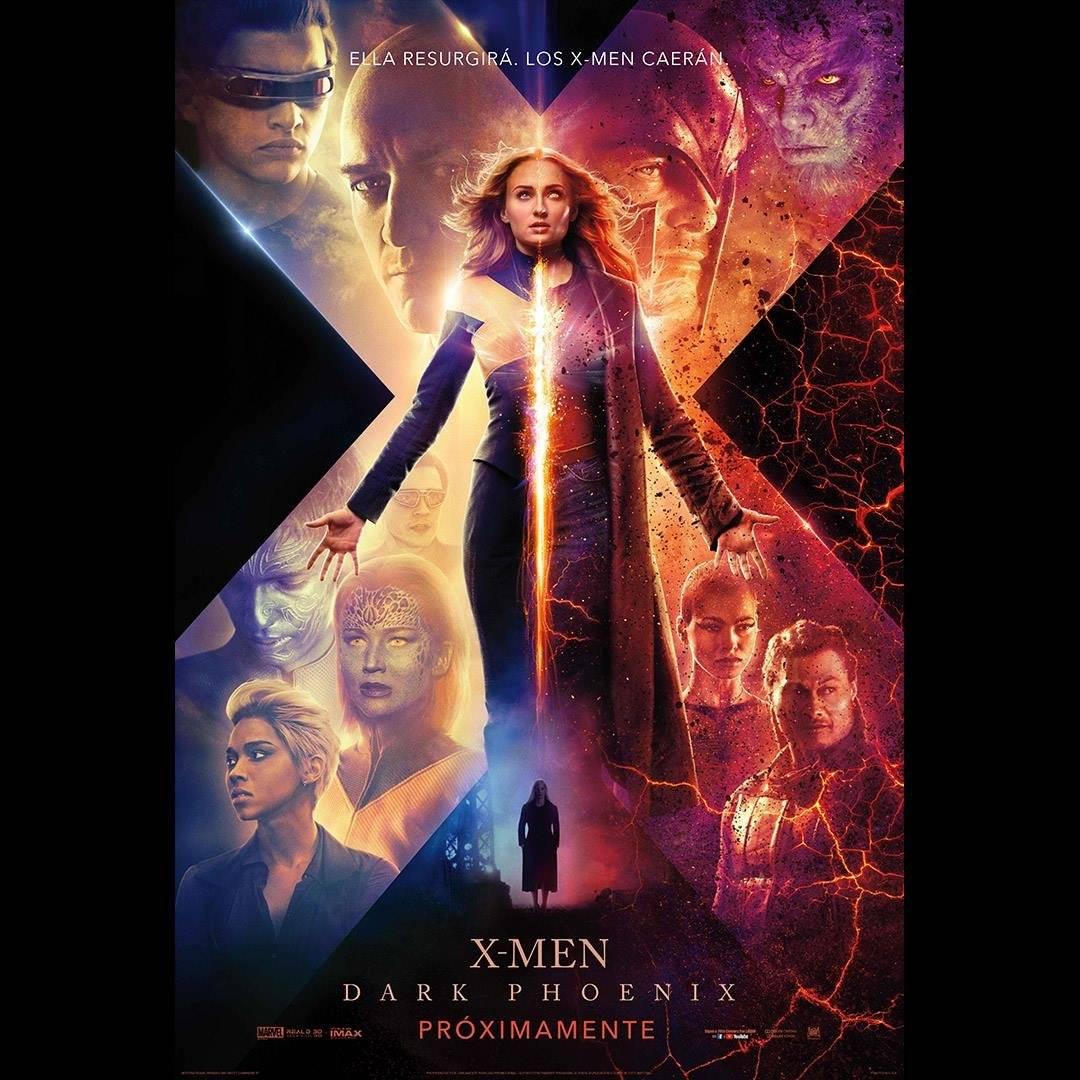 X Men: Dark Phoenix Poster