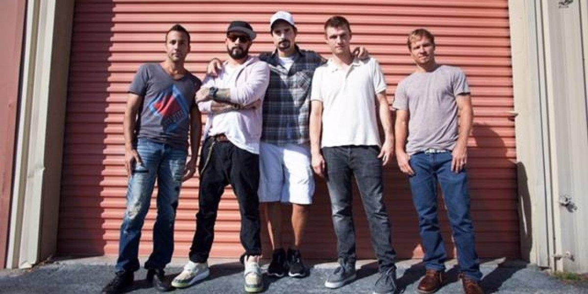 Documental de Backstreet Boys será transmitido este domingo por TVN