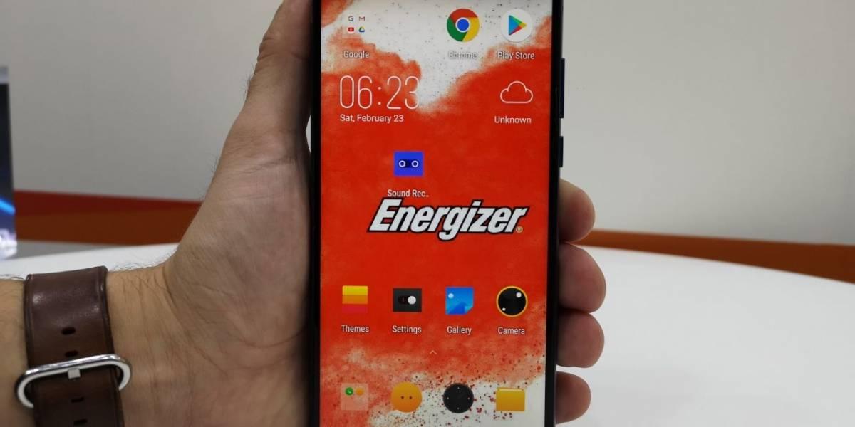 """Energizer canceló el P18K Pop, conocido como su teléfono """"ladrillo"""""""