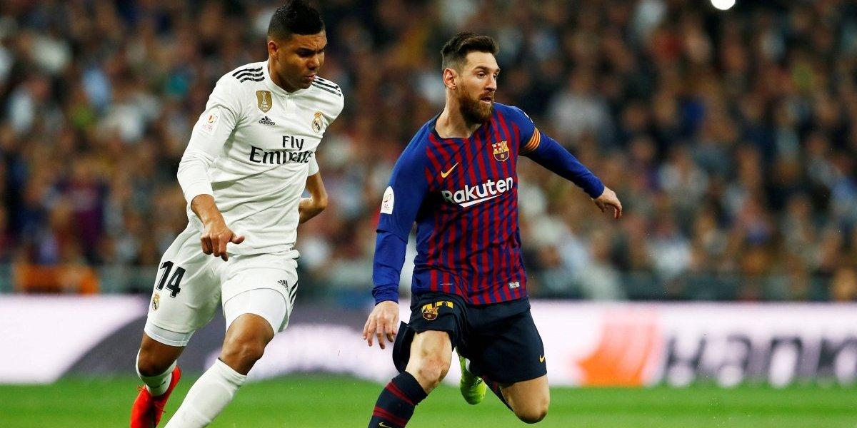 Campeonato Espanhol: onde assistir ao vivo online o jogo REAL MADRID X BARCELONA