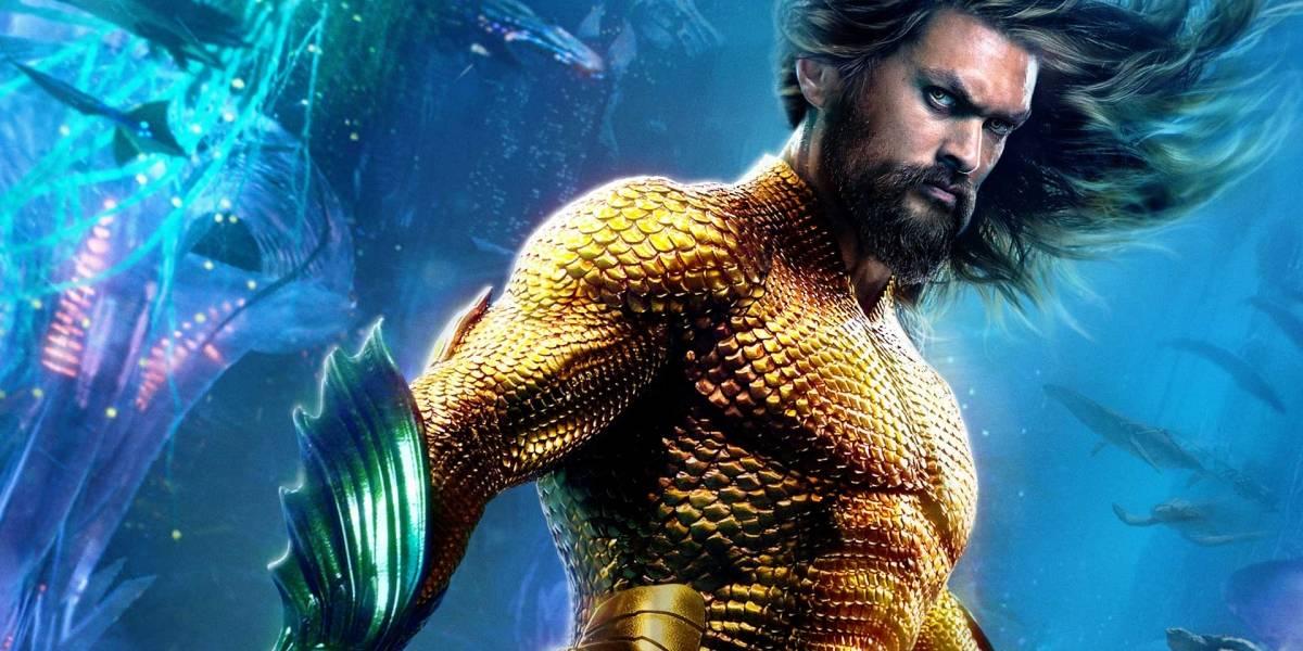 """Habrá secuela de """"Aquaman""""  y revelan fecha de su estreno en cines"""