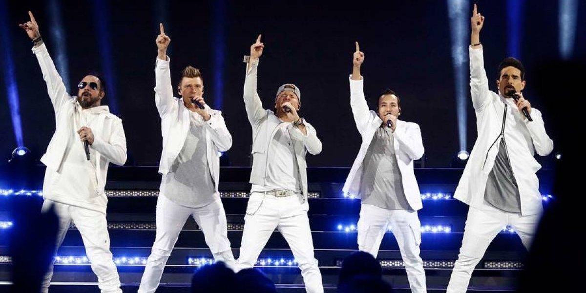 """Denisse Malebrán tras presentación de los Backstreet Boys en Viña 2019: """"Nadie toca"""""""