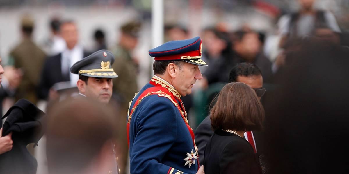 Fiscal solicita audiencia para formalizar a general (r) del Ejército Juan Miguel Fuente-Alba por presunto lavado de dinero