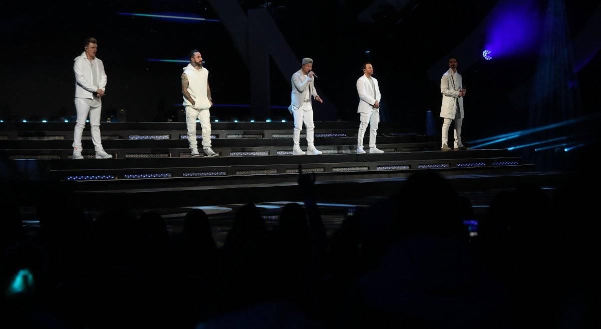 Backstreet Boys se presenta en Viña