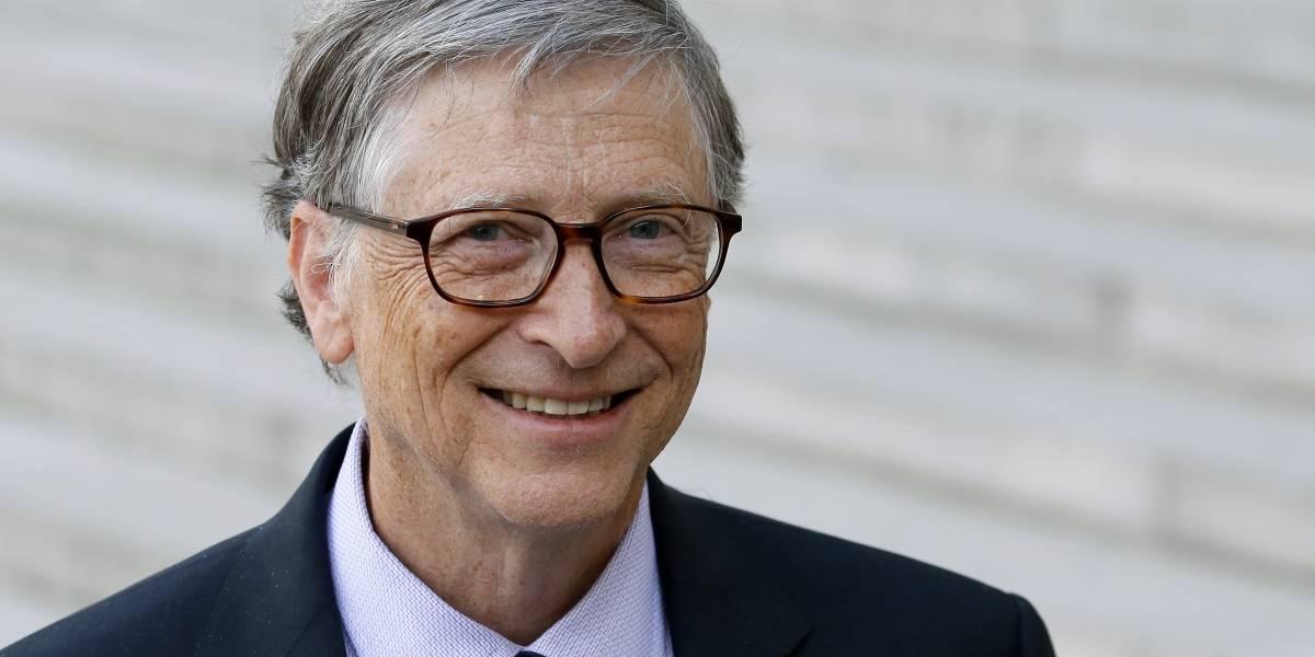 Estas serán las 10 tecnologías más innovadoras del 2019 según Bill Gates