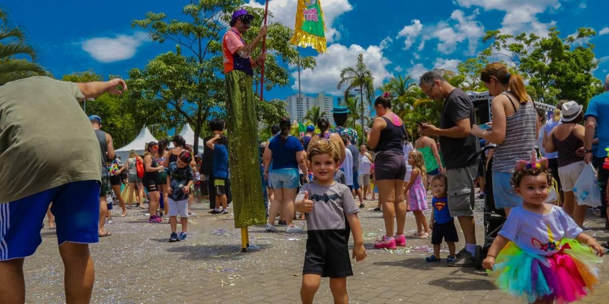 Carnaval no ABC tem folia no parque e sob a neblina de Paranapiacaba; veja programação
