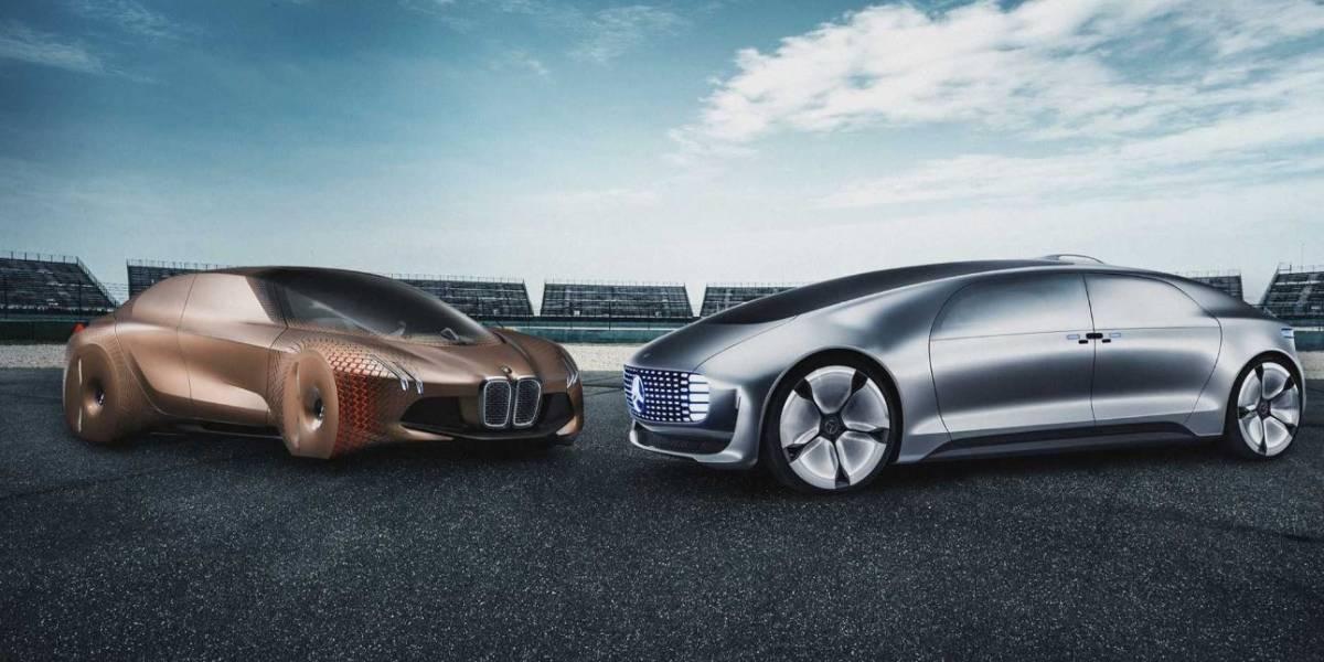 Potencias se unen: BMW Group y Daimler AG desarrollan juntos la conducción autónoma
