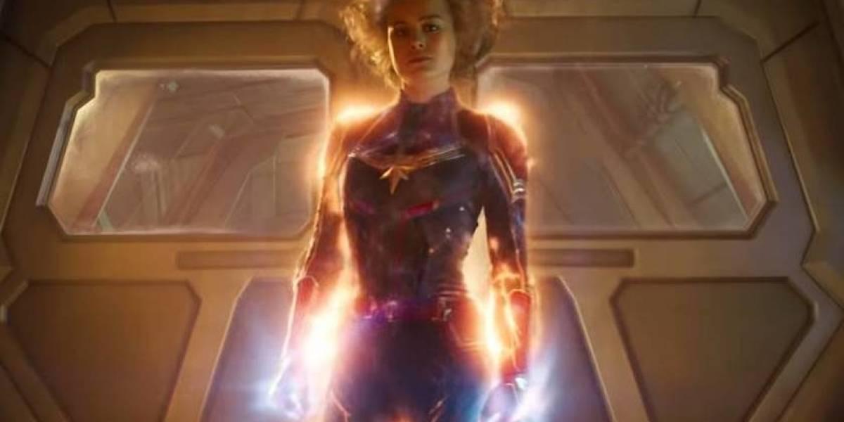 Com duas semanas em cartaz, 'Capitã Marvel' chega perto de US$ 1 bilhão em bilheteria