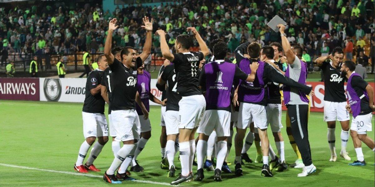Libertad ganó en los penales a Atlético Nacional y clasificó al grupo de la UC en la Copa Libertadores 2019