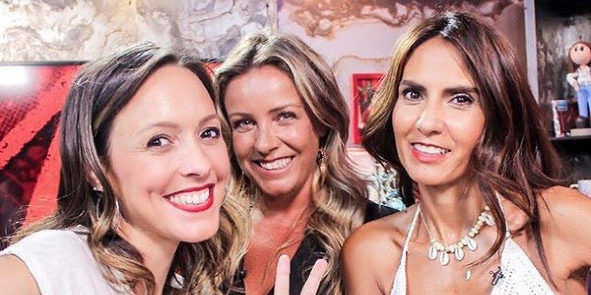 """Maly Jorquiera ya tiene reemplazo: Renata Bravo será la nueva panelista de """"Milf"""""""