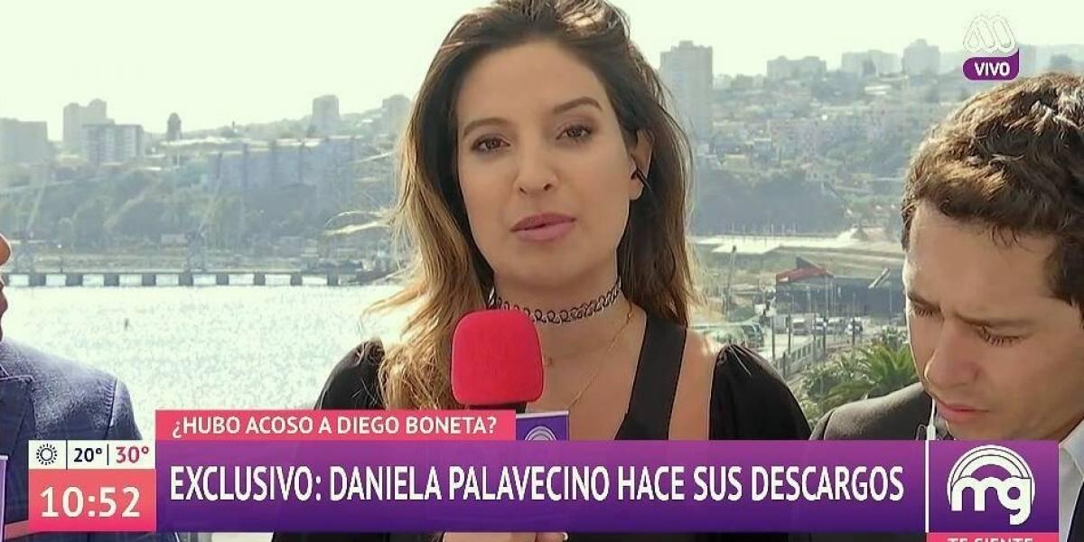 Karol Lucero desató la furia de las redes sociales por defender a Daniela Palavecino