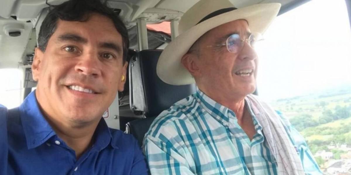 ¿Qué tal esto? Álvaro Prada quiere ser investigador de los jueces que lo investigan a él y a Uribe