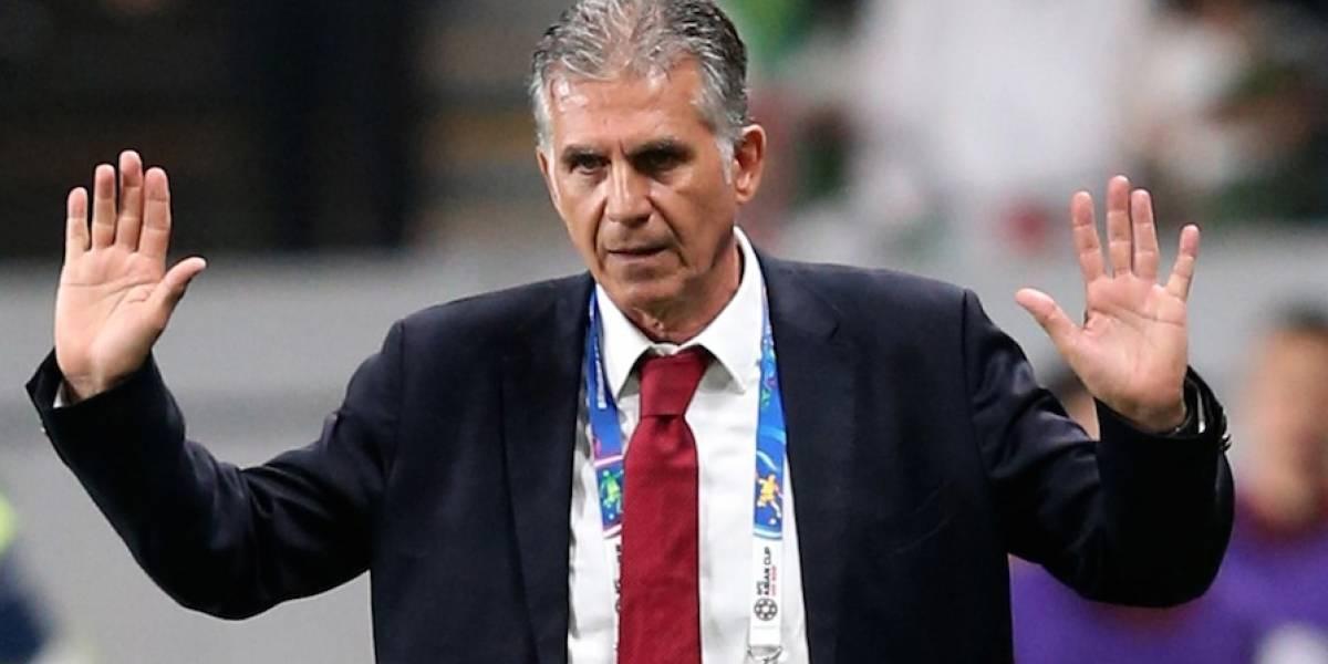 Quiero conservar el prestigio de la selección Colombia: Carlos Queiroz