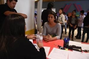 feria de empleo de Agexport para call centers