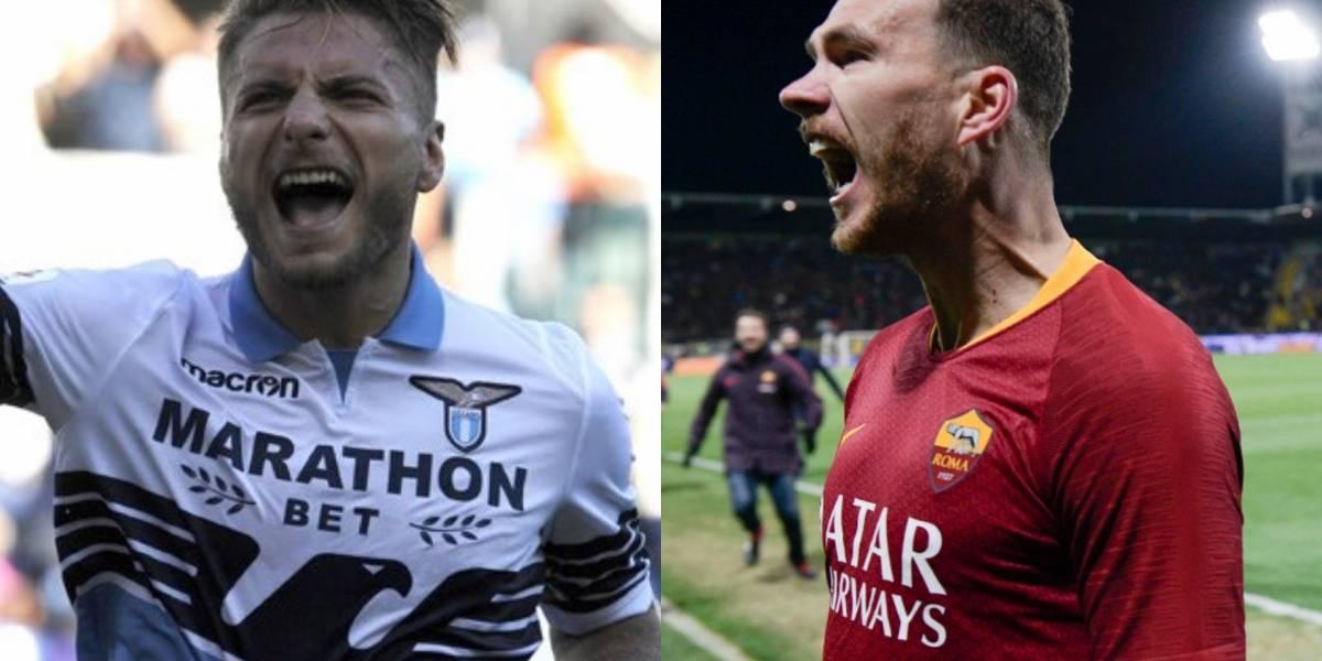 Lazio vs. Roma: ¡Se paraliza la capital italiana!