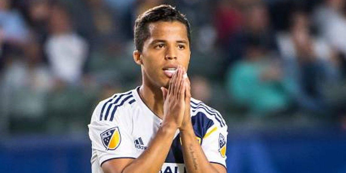 Debido a malos tratos del LA Galaxy, Dos Santos pensó en retirarse
