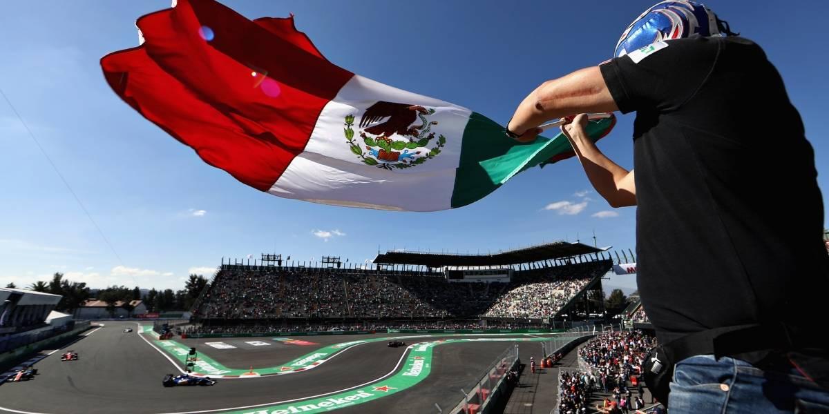 GP México sigue en el aire, pierde derecho preferencial de la F1